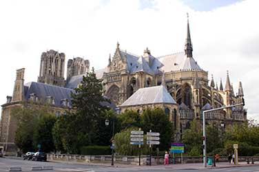 Transfers reims to orly and cdg airports