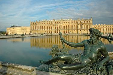 transfer versailles Paris