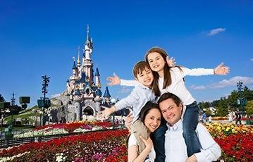 Traslado paris Eurodisney